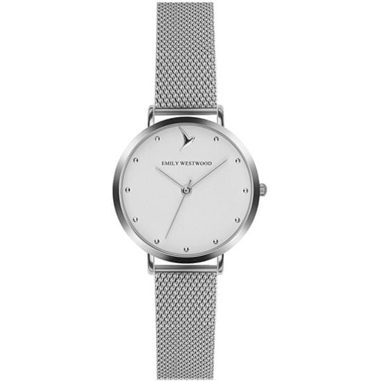 Emily Westwood Classic Silver Mesh EAN-2514S
