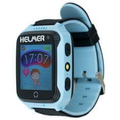 Helmer Pametna ura na dotik z GPS lokatorjem in kamero - LK 707 modra