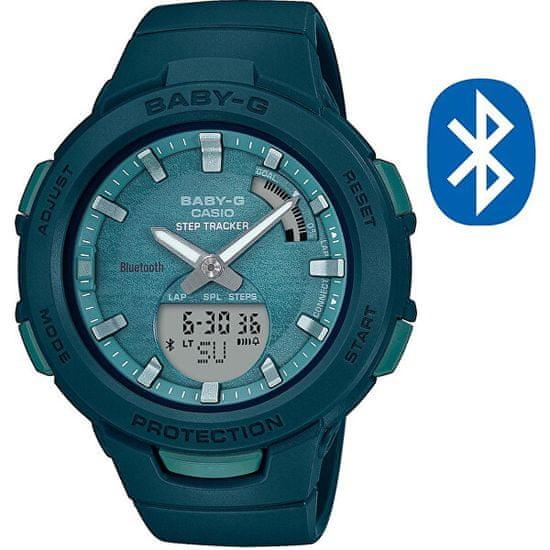 CASIO BABY-G Step Tracker Bluetooth BSA-B100AC-3AER (620)