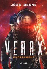 Benne Jörg: Verax: Experiment (gamebook)