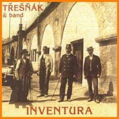 Třešňák Vlastimil: Inventura - CD