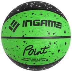 Kraftika Basketbalový míč ingame point, velikost 7, mix barev