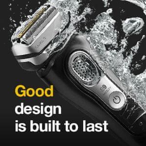 Braun Series 9 MBS9 brivnik oblikovalska izdaja Napredno britje
