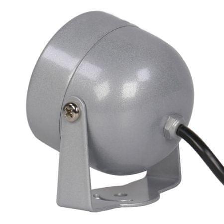 Reflektor infračervený projektorový reflektorový pro LED kamery, 40m, 850nm