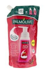 Palmolive Magic Softness peneče milo, malina, polnilo, 500 ml