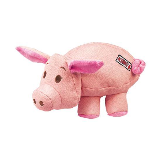 KONG Phatz Pig igrača za pse, roza, M