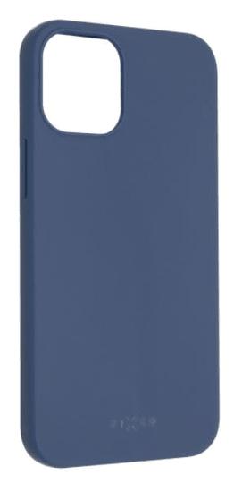 FIXED Zadní pogumovaný kryt Story pro Apple iPhone 12 Mini, modrý FIXST-557-BL