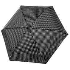 Tamaris Ženski zložljivi dežnik Tambrella Mini črn