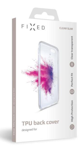 FIXED TPU gelové pouzdro pro Samsung Galaxy Note 20 Ultra, čiré FIXTCC-576