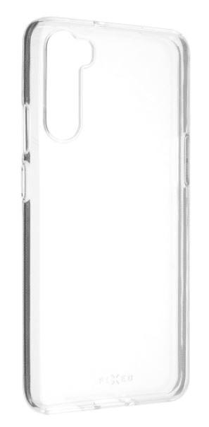 FIXED TPU gelové pouzdro pro OnePlus Nord, čiré FIXTCC-592