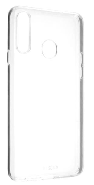 FIXED TPU gelové pouzdro pro Samsung Galaxy A20s, čiré FIXTCC-593