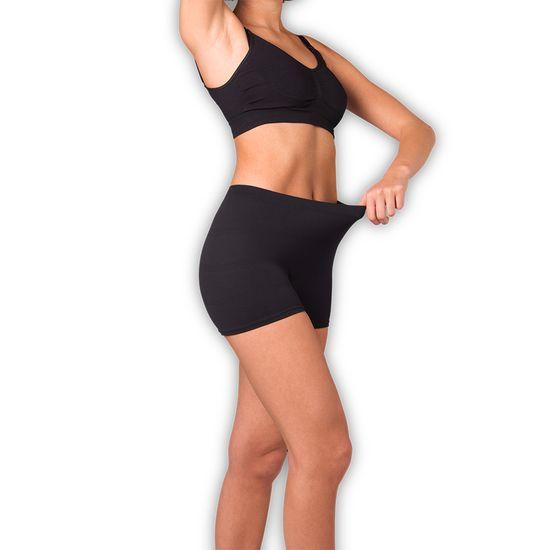 Carriwell Kalhotky do porodnice Deluxe - těhotenské i po porodu 2 ks černé