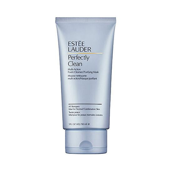 Estée Lauder Multifunkční čisticí pěna a čisticí maska 2 v 1 Perfectly Clean (Multi-Action Foam Cleanser/Purifyin