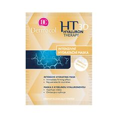 Dermacol (HT 3D Intensive Hydrating Mask) 2 x 8 ml