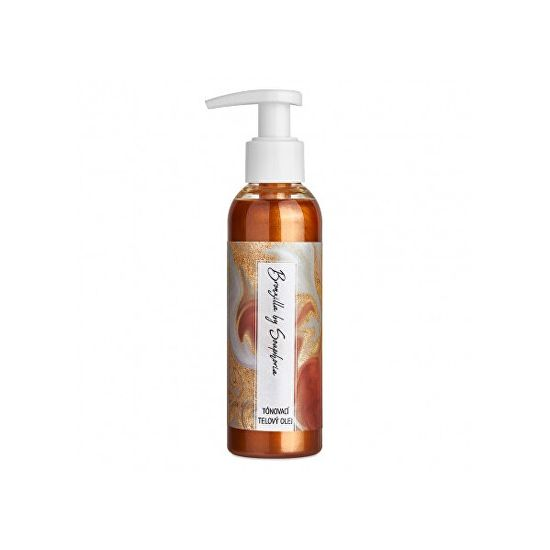 Soaphoria Élénkítő test olaj Bronzilla (tonizáló testápoló olaj) 150 ml