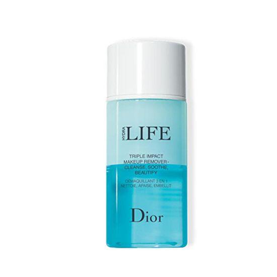 Dior Odstranjevalec ličil Hydra Life (Triple Impact Makeup Remover) 125 ml