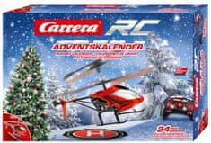 Carrera Adventní kalendář 501042 RC helikoptéra