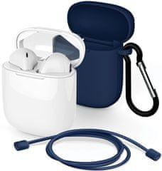 Meliconi MySound Safe Pods 5.1 brezžične slušalke, bele/modre