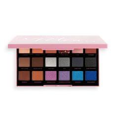 Makeup Revolution X Petra XOXO (Shadow Palette) senčil za oči (Shadow Palette) 28,8 g
