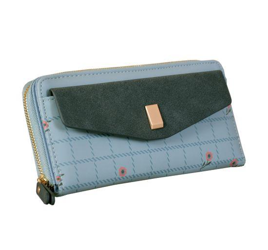 Aaryans Dámská peněženka PT19-1406 modrá
