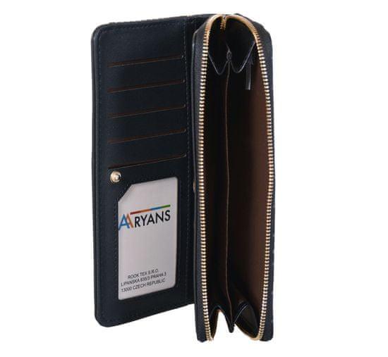 Aaryans Dámská peněženka PT19-1406 černá