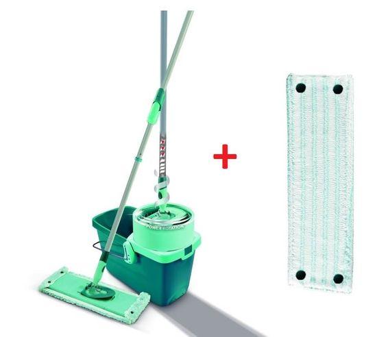 Leifheit Clean Twist sistem XL + dodatna Micro - Odprta embalaža