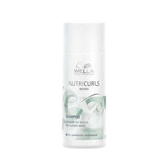 Wella Professional Vlažilni šampon za Nutricurls in Nutricurls lase Nutricurls (Shampoo for Waves)