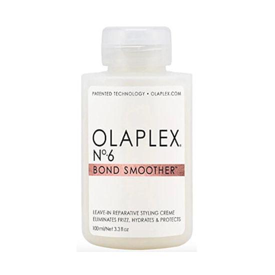Olaplex Regenerirajoča krema za lase brez izpiranja 6 Bond Smooth (Leave-in Reparative Styling Creme) 100 ml