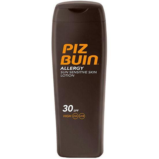 PizBuin Mlieko na opaľovanie SPF 30 (Allergy Lotion) 200 ml