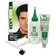 Hennaplus Prírodná farba na vlasy pre mužov Men Own (Odtieň Čierna)