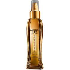 Loreal Professionnel Olej odżywcze do włosów zawierające olej arganowy dla wszystkich typów włosów Mythic Oil (Nourishing (Objętość 100 ml)