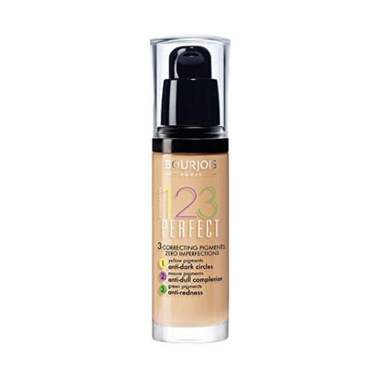 Bourjois Make-up za popolno kožo SPF 10 (123 Perfect) 30 ml