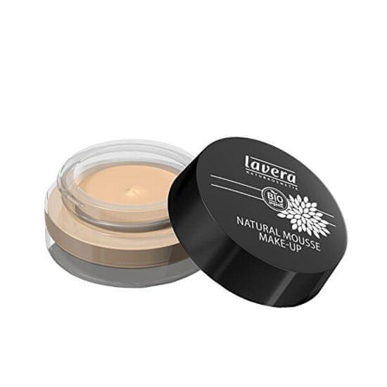 Lavera Természetes alapozó hab (Natural Mousse Make-up) 15 g