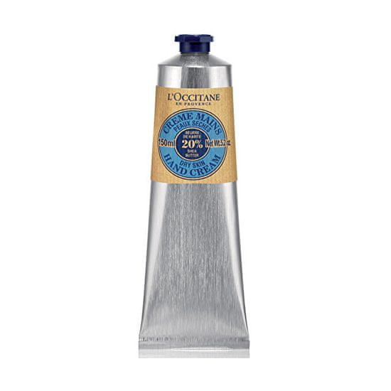 LOccitane EnProvence Krém na ruce s 20% bambuckého másla (Creme Mains Hand Cream)