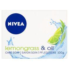 Nivea Krémes szilárd szappan Lemon Grass (Creme Soap) 100 g
