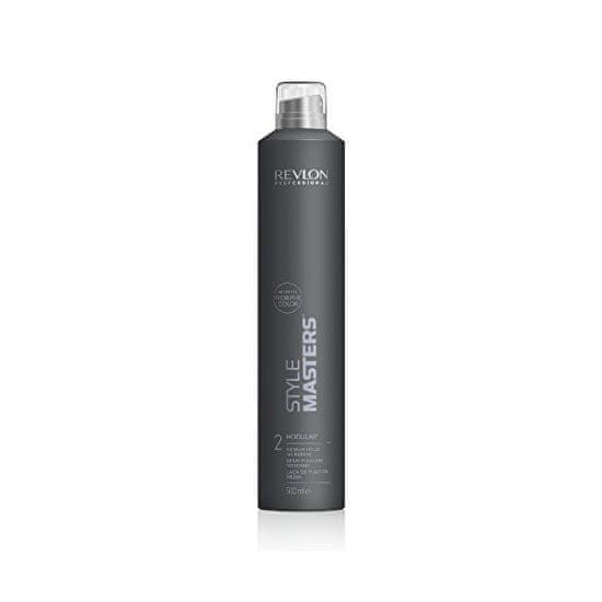 Revlon Professional Lakier do usztywnienia średniej Style nadrzędnych (Modułowy lakier do włosów), 500 ml