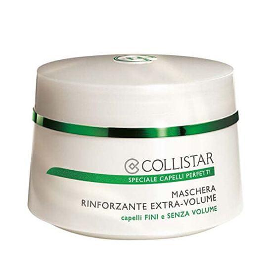 Collistar Volumennövelő hajpakolás vékonyszálú hajra (Reinforcing Extra Volume Mask) 200 ml