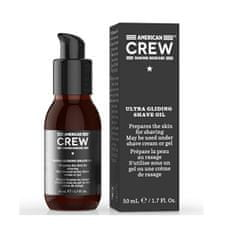 American Crew Olej golenia (Shaving Skincare Ultra Gliding Shave Oil) 50 ml