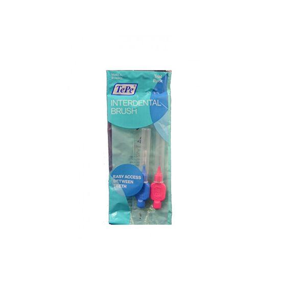 Tepe Interdentalne ščetke Običajno 0,4 mm + 0,6 mm 2 str