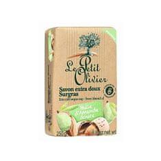 Le Petit Olivier Extra fine mydła naturalnego migdałów (o wyjątkowo słabe Surgras SOAP) 250 g