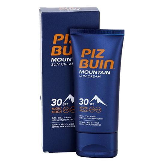 PizBuin Slnečný krém SPF 30 (Mountain Sun Cream SPF 30) 50 ml
