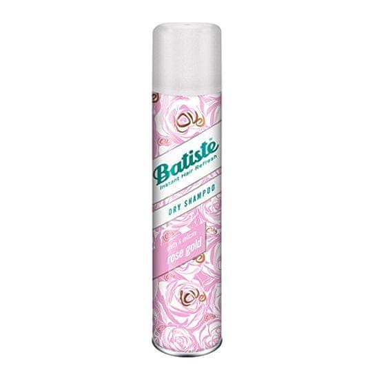 Batiste Suchy szampon do włosów Złota Róża Irresistible (Dry Shampoo) 200 ml