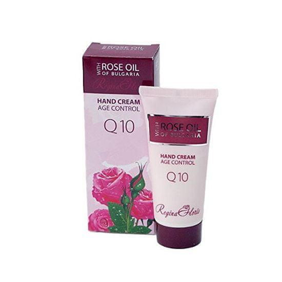 BioFresh Krema za roke s koencimom Q 10 in rožnatim oljem Regina Floris (Hand Cream) 50 ml