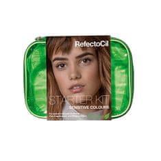Refectocil Starter Kit za trepalnice in obrvi za občutljivo kožo in oči