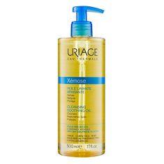 Uriage Cleasinging Cleansing Oil do mycia twarzy i ciała (Cleasing Soothing Oil) (Objętość 200 ml)
