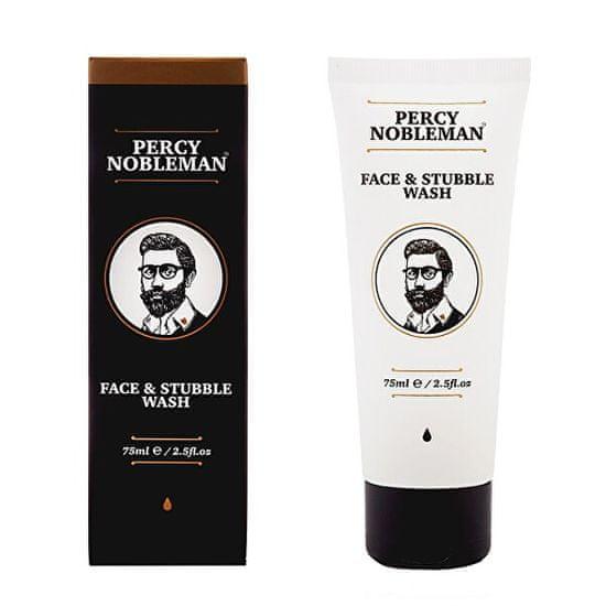 Percy Nobleman (Face & Stubble Wash) 75 ml