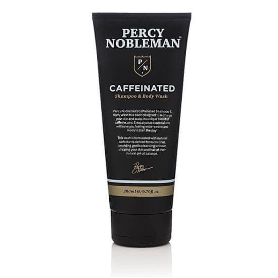 Percy Nobleman Kofeinski (Shampoo & Body Wash) 200 ml