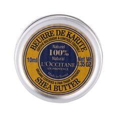 LOccitane EnProvence Bambucké máslo pro suchou pokožku 100 % BIO (Shea Butter) (Objem 10 ml)