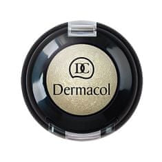 Dermacol Metalické očné tiene Bonbon (Wet & Dry Metallic Eyeshadow) 6 g (Odtieň č.201)
