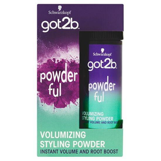 got2b Tökéletesen dúsító hajpúder Powder`ful (Volumizing Styling Powder) 10 g